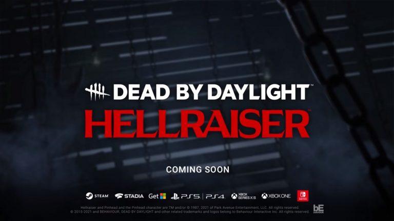 Dead by Daylight Hellraiser DLC