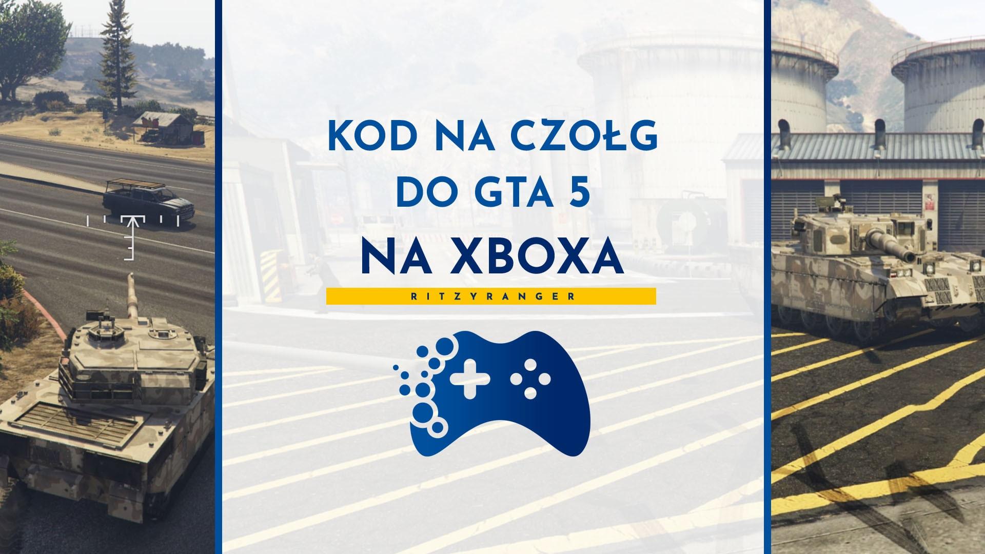 Kod na czołg do GTA 5 na PS