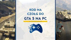 Kod na czołg w GTA 5 na PC