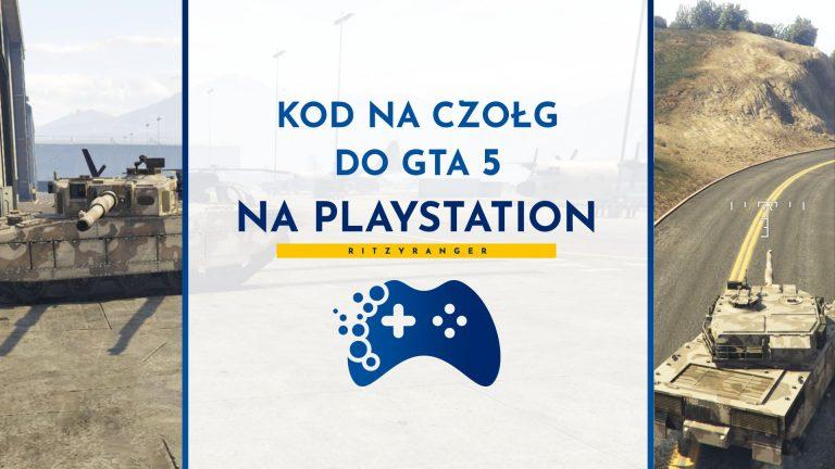 Kod na czołg do GTA 5 na PS4