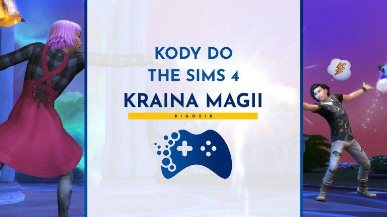 Kody do The Sims 4 Kraina magii