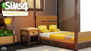 Nowa kolekcja The Sims 4 Industrialny loft