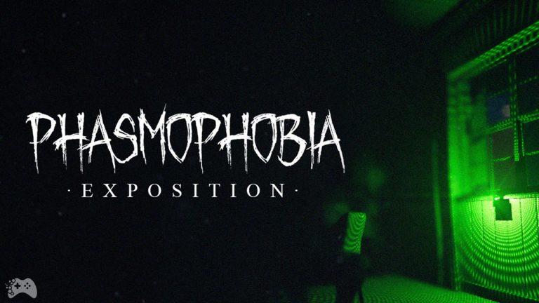Phasmophobia aktualizacja sierpień