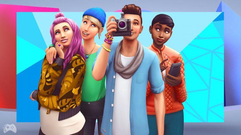 Promocja The Sims 4 lato 2021