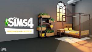 Przegląd The Sims 4 Industrialny loft