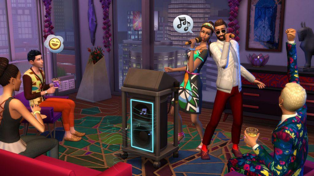 Kody The Sims 4 Miejskie Życie