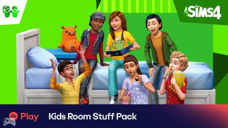 the sims 4 pokój dzieciaków za darmo pobierz