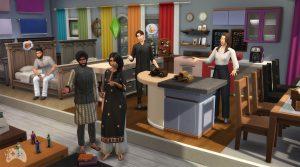 Aktualizacja The Sims 4 wrzesień 2021