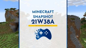 Minecraft Snapshot 21W38A