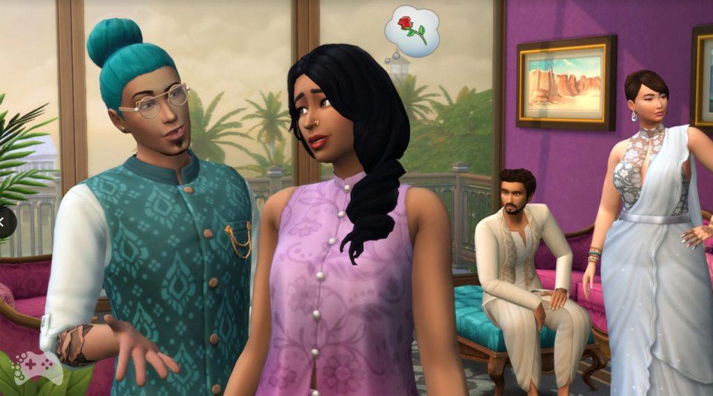 Nowa kolekcja The Sims 4 Dzielnica mody
