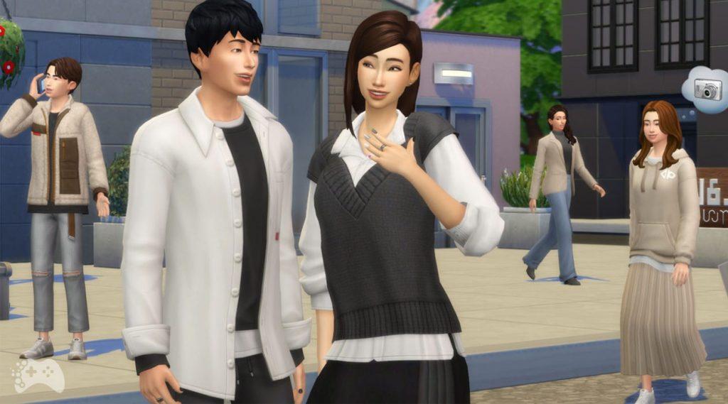 Nowa kolekcja The Sims 4 Lotniskowy szyk