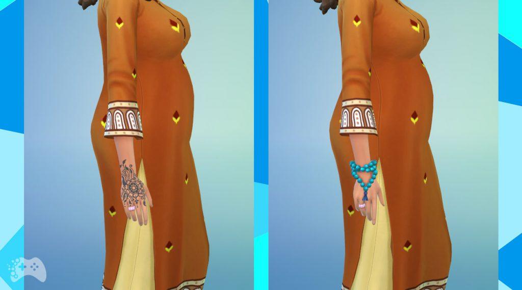 Przegląd aktualizacji The Sims 4 wrzesień 2021