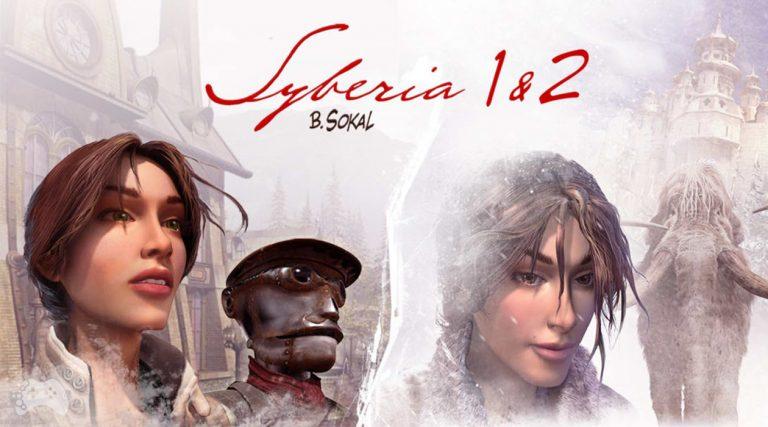 Syberia 1 i 2 za darmo do pobrania na Steam