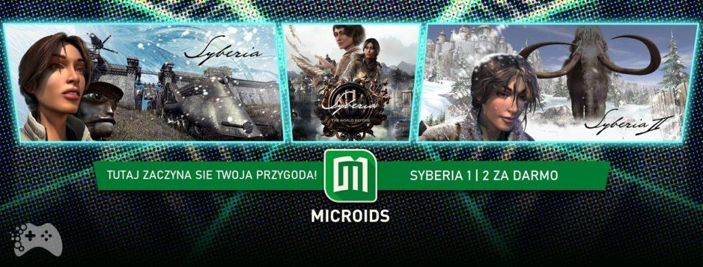 Syberia 2 za darmo
