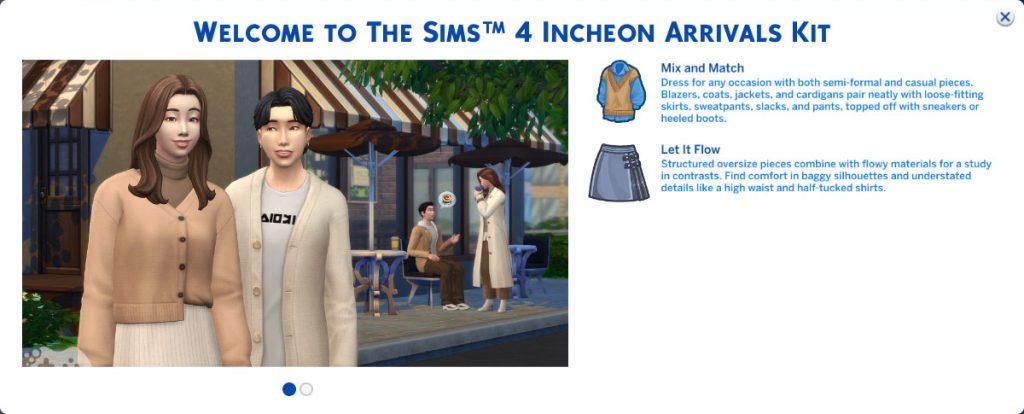 The Sims 4 Lotniskowy szyk Origin