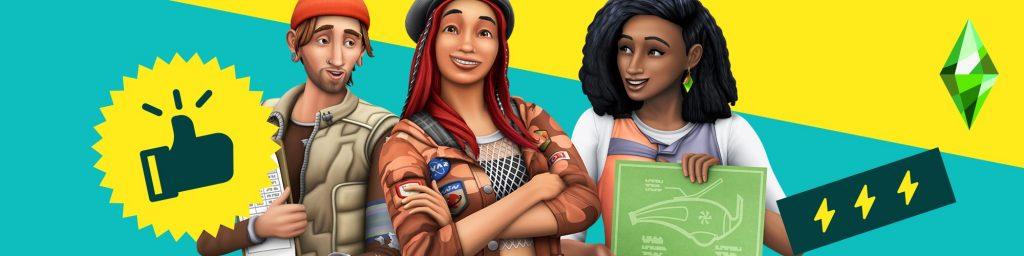 The Sims 4 Życie eko za darmo