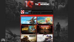 THQ Nordic - wyprzedaż wydawcy