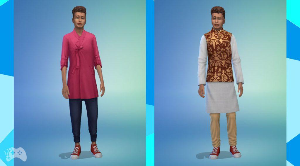 Wrzesień 2021 aktualizacja The Sims 4