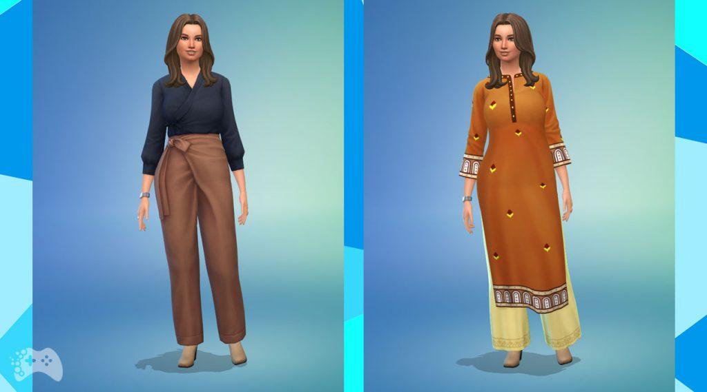 Wrześniowa aktualizacja The Sims 4 2021