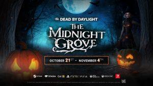 Wydarzenie Halloween w DBD