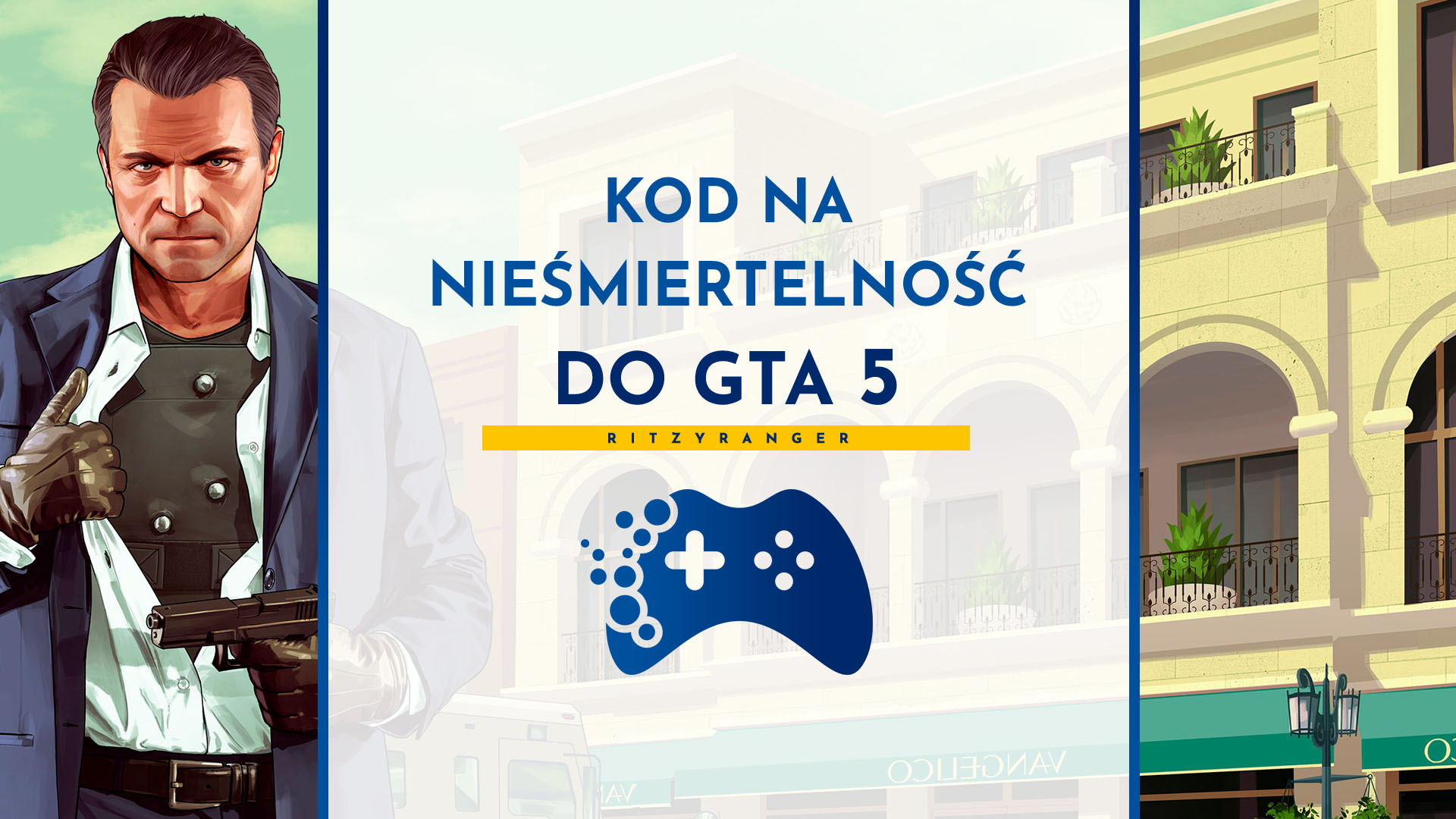 Kod na nieśmiertelność do GTA 5