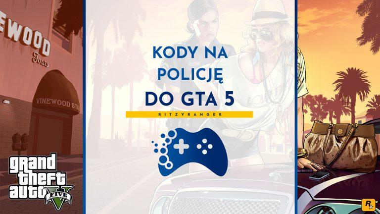 kod na policje GTA 5