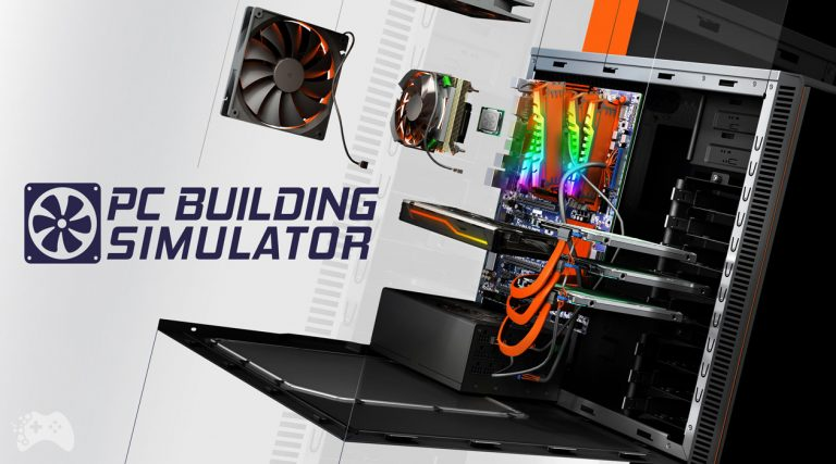 pc building simulator za darmo