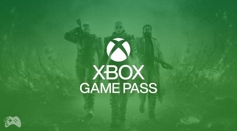 Xbox Game Pass październik 2021